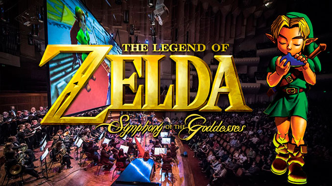 Symphony Of The Goddesses