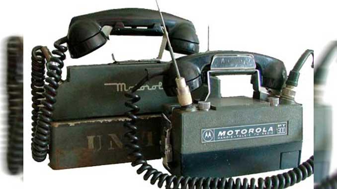 Motorola Handie Talkie H12-16