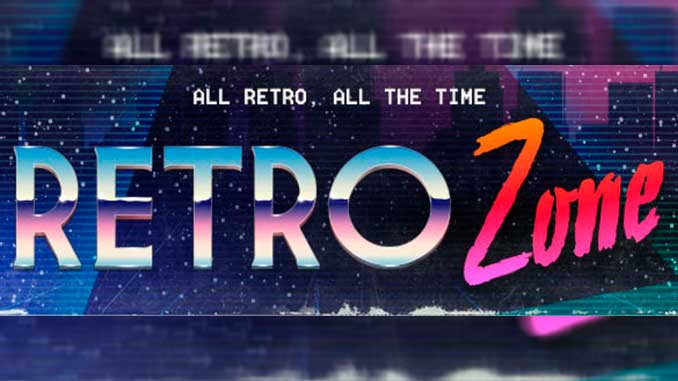 Amazon Retro Zone
