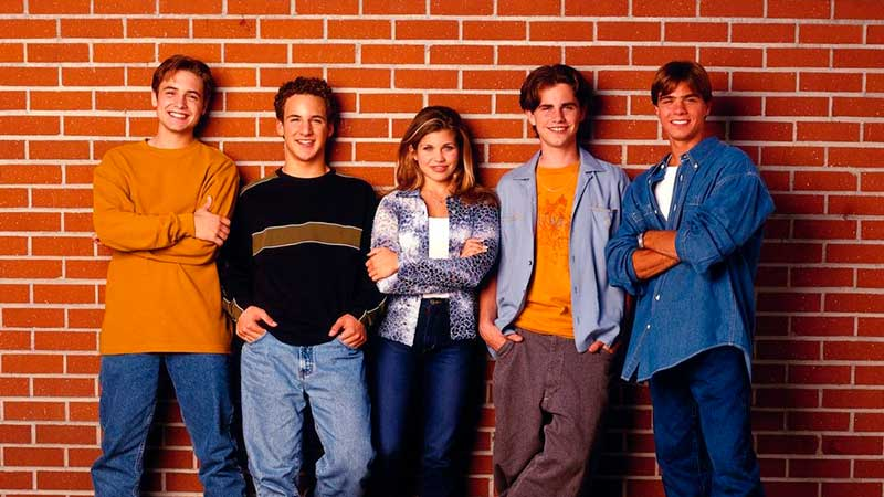 Se reúne el elenco de la serie Boy Meets World