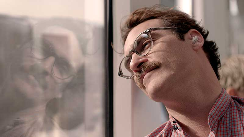 """""""Her"""", Annapurna Pictures."""