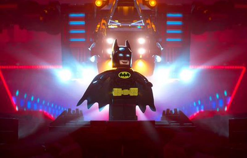 "Presentan tráilers de ""The Lego Batman Movie"""