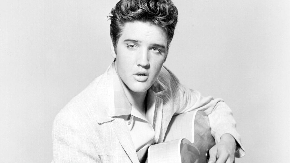 Elvis Presley Jet Privado de Where No One Stands Alone All-Star Tribute Agent King Graceland