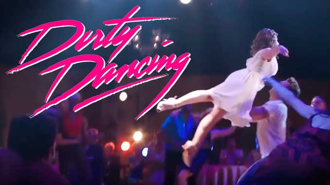 Celebran 30 años de Dirty Dancing con remake para tv