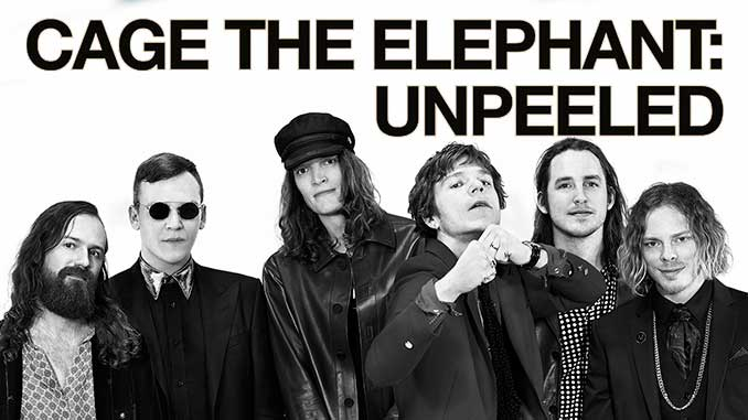 Cage The Elephant Estrena Rubber Ball Versi 243 N Unpeeled