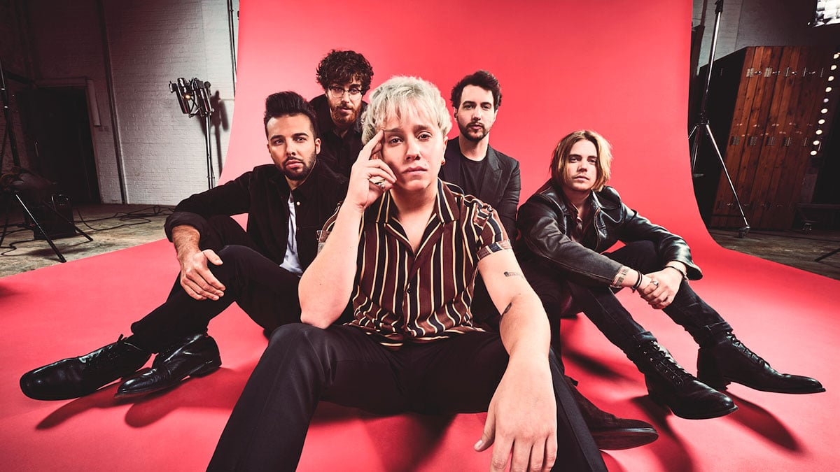 "Nothing But Thieves comparte el video de ""Real Love Song"""