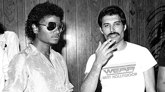 Michael Jackson cantando con Freddie Mercury y otras canciones desconocidas