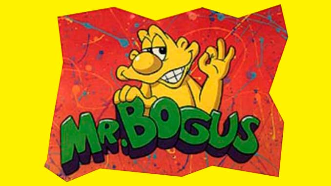 ¿Recuerdas a Mr. Bogus, el carismático gremlin amarillo?