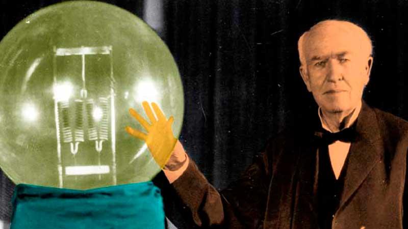 Los inventos que no conocías de Thomas Alva Edison