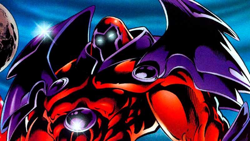 Onslaught: El día que Marvel engendró a una deidad