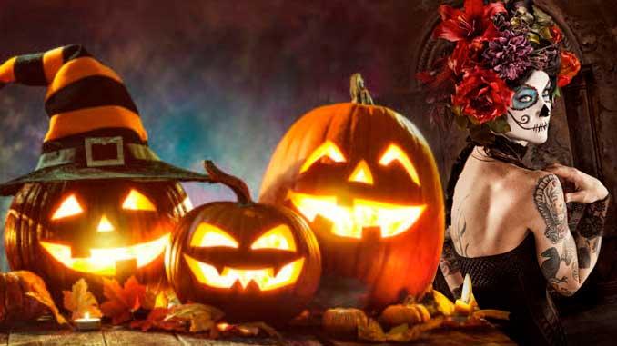Halloween, Día de Muertos y de Todos los Santos