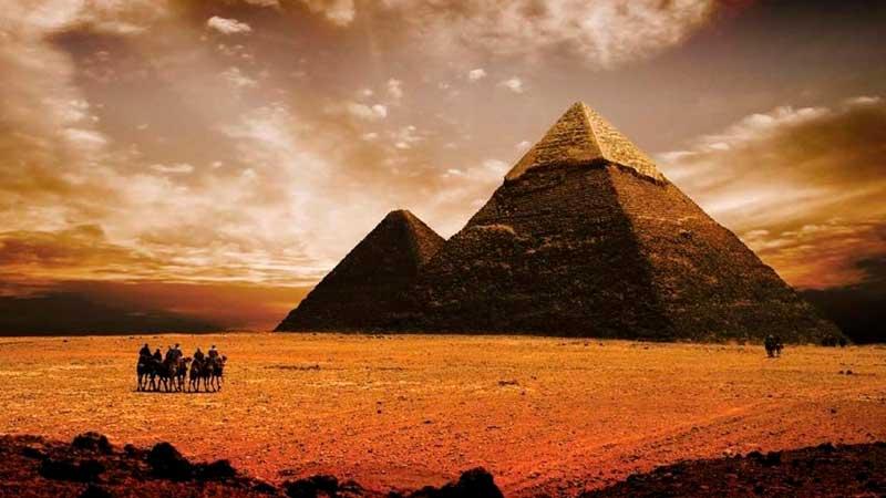 Datos sorprendentes sobre la Pirámide de Guiza