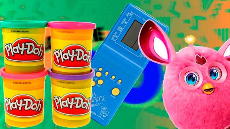 Los juguetes más deseados por los niños de los 90