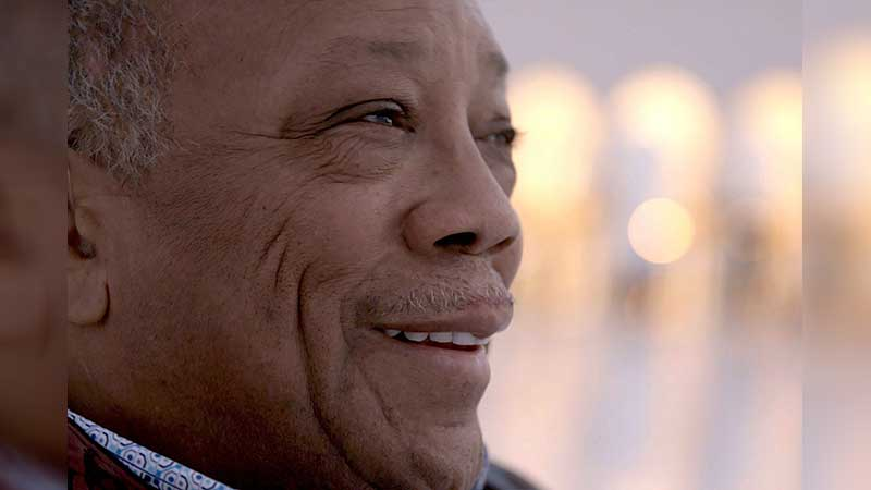 Netflix presentará documental de Quincy Jones