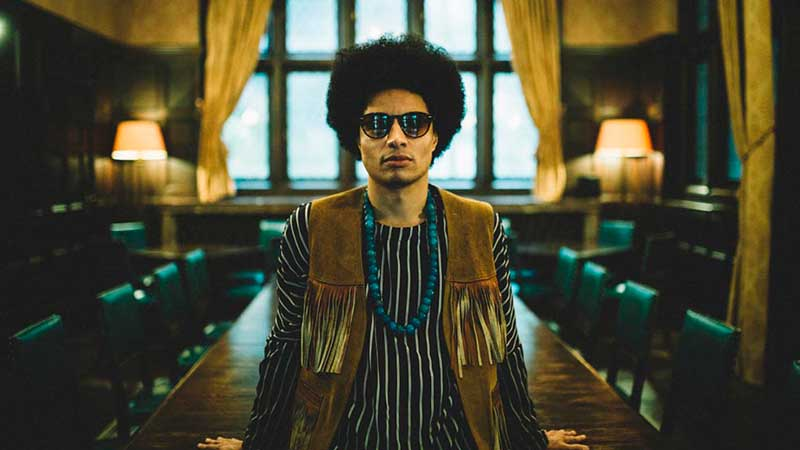 José James lanza Lovely Day con Lalah Hathaway