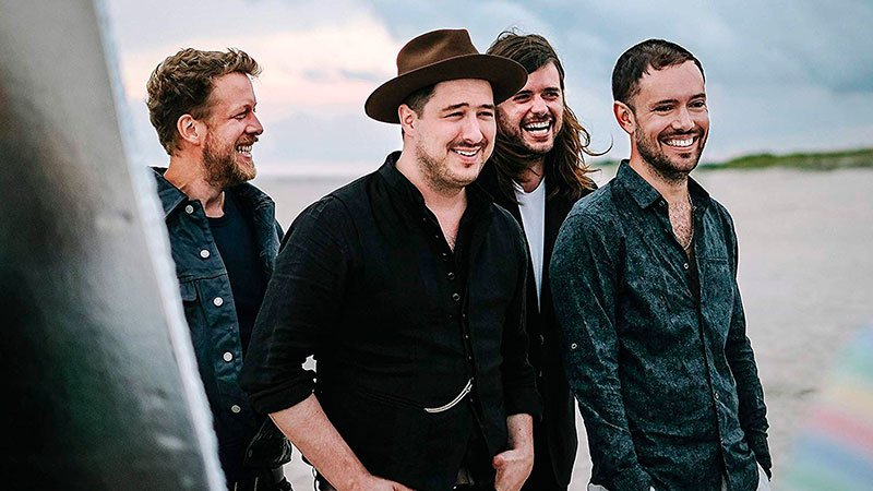 Mumford & Sons traerán su Delta World Tour a México