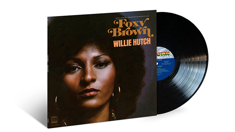 "El soundtrack de ""Foxy Brown"" regresa en vinilo"
