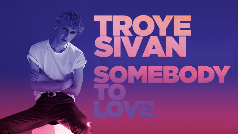 "Troye Sivan celebra a Mercury con ""Somebody To Love"""