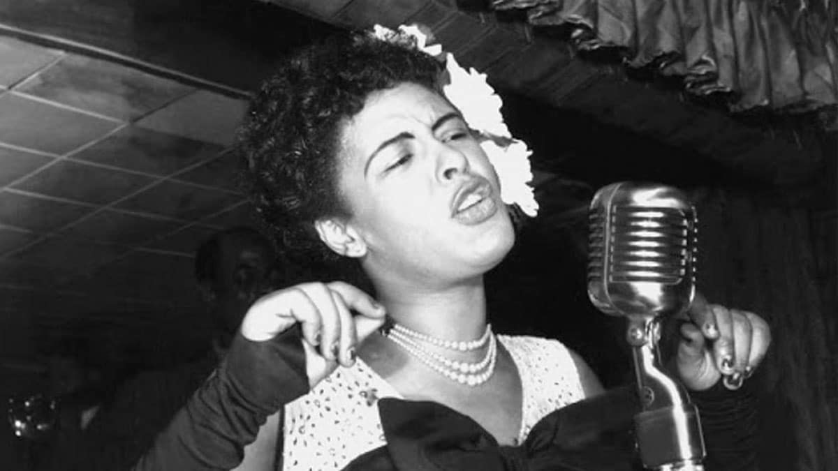 Billie Holiday documental United States