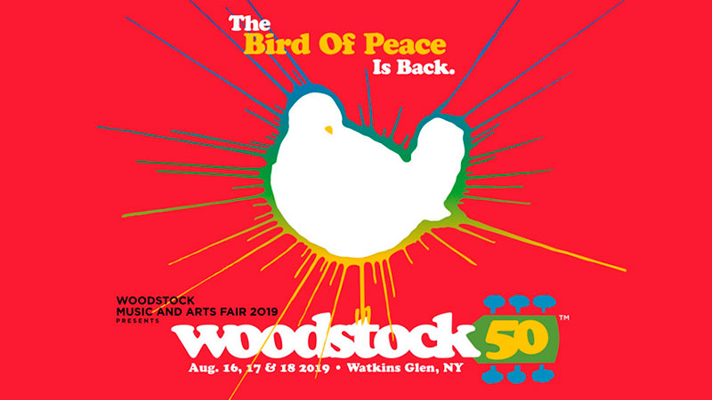 Confirman el elenco de Woodstrock 50
