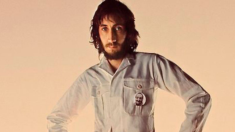 Pete Townshend anuncia su novela The Age Of Anxiety