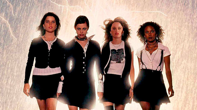 Remake de «The Craft» comenzará este verano