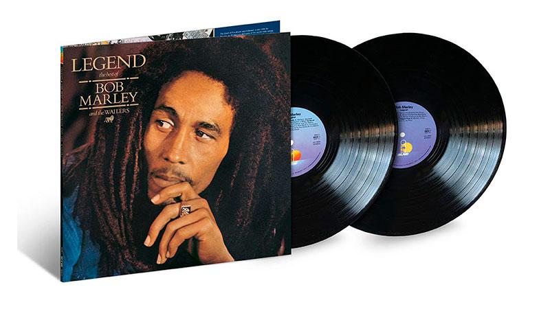 'Legend' de Bob Marley regresa en vinilo por 35 aniversario