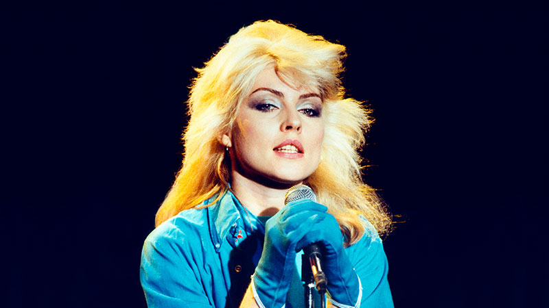 Debbie Harry anuncia su autobiografía «Face It»