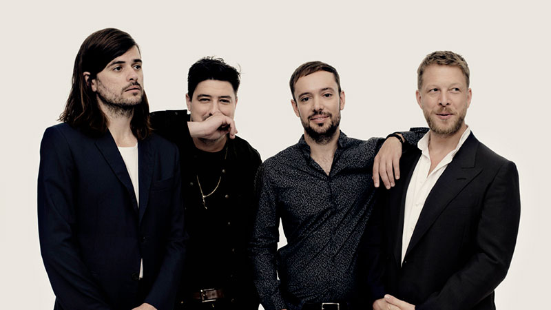 «Blind Leading The Blind» con Mumford & Sons