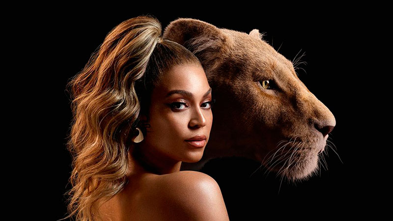 Beyoncé devela el single «Spirit», de «The Lion King»