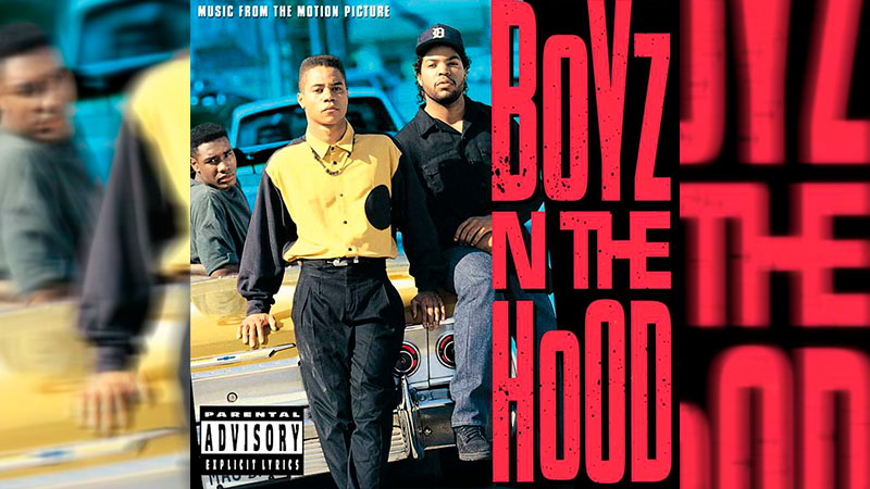 Relanzan el soundtrack de «Boyz N The Hood»