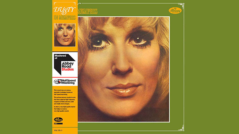 Reeditan 'Dusty In Memphis' de Dusty Springfield
