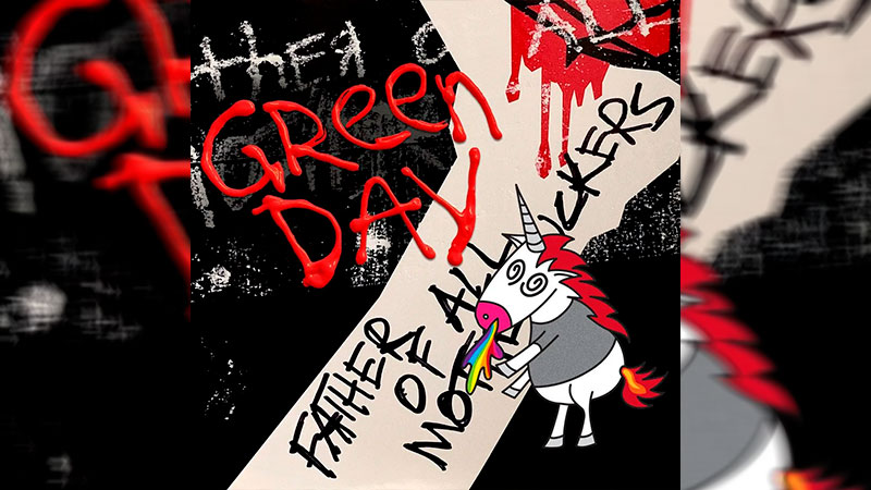 Green Day irrumpe con el tema «Father Of All…»