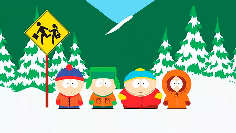 Confirman tres temporadas más de South Park