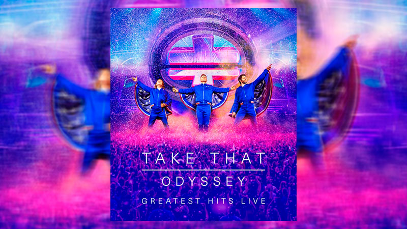 Take That anuncia «Odyssey: Greatest Hits Live»