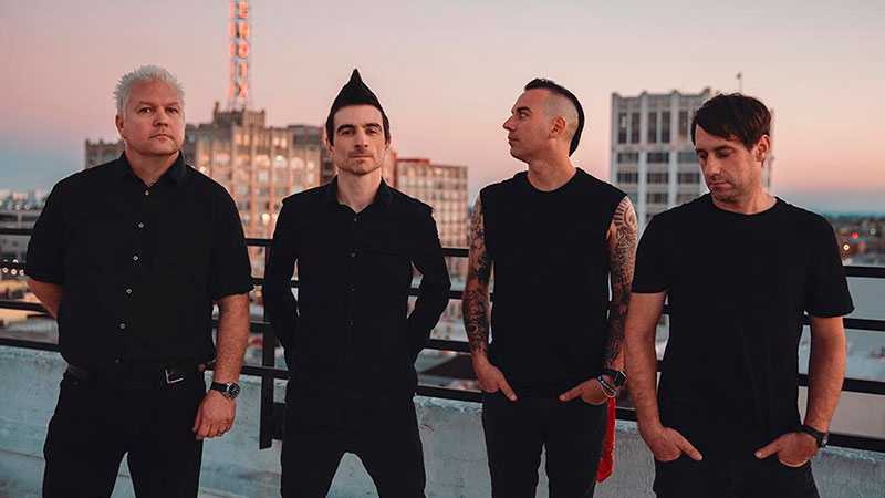 Anti-Flag lanza el video de «Unbreakable», su nuevo single