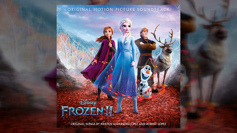 "Checa el soundtrack de ""Frozen II"""