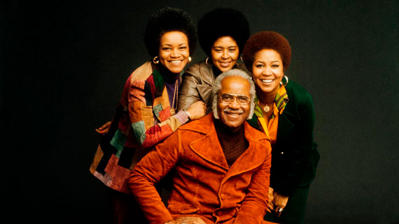 The Staple Singers celebra el box set 'Come Go With Me'
