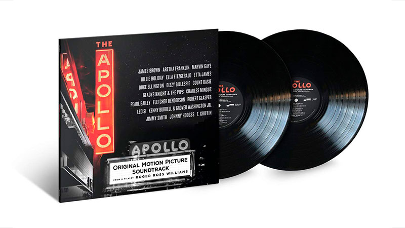 El soundtrack de The Apollo el documental de HBO