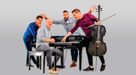 The Piano Guys lanzan el video de «Pictures At An Exhibition»