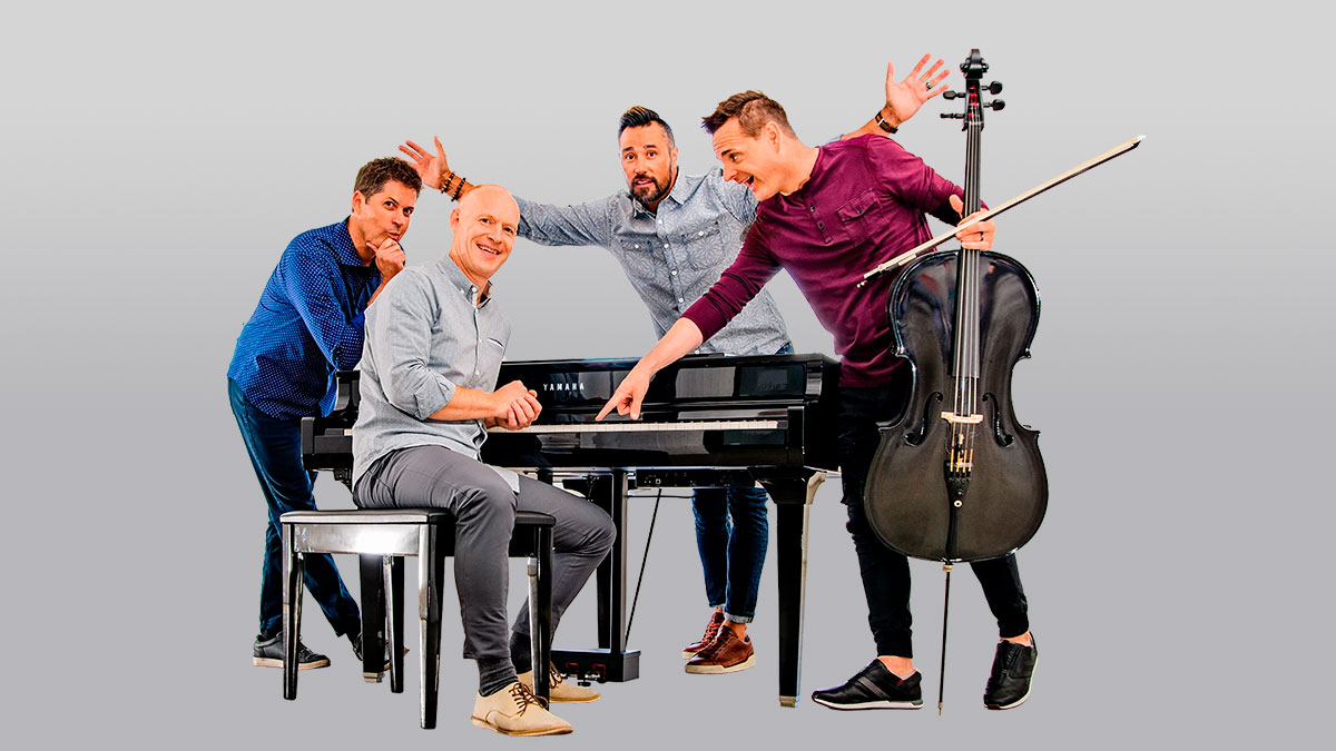 The Piano Guys Avengers Portals All I Want For Pictures At An Exhibition