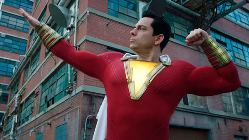 "Warner Bros confirma secuela de ""Shazam!"""