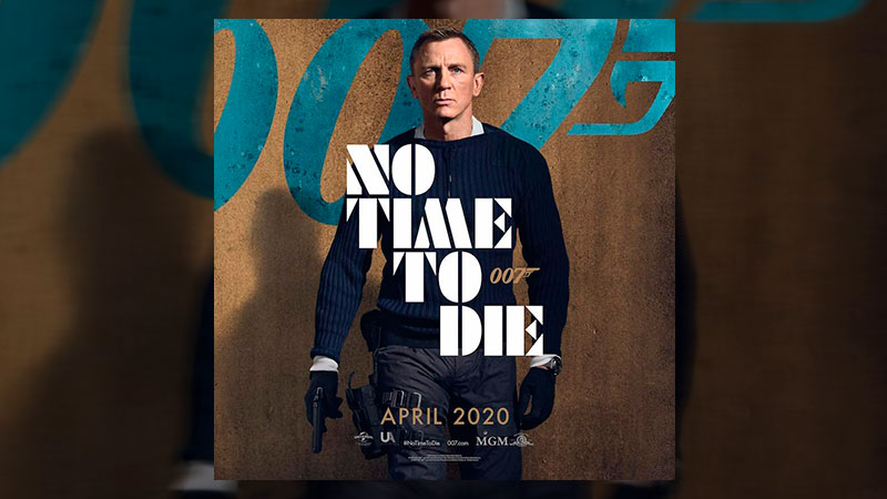 "El soundtrack de ""No Time To Die"", la nueva cinta de Bond"