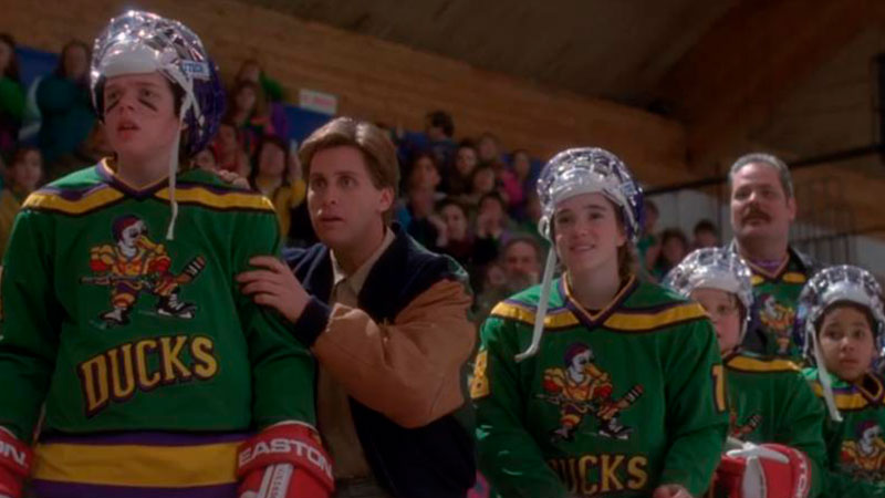 "Regresa ""Mighty Ducks"", ahora como serie"
