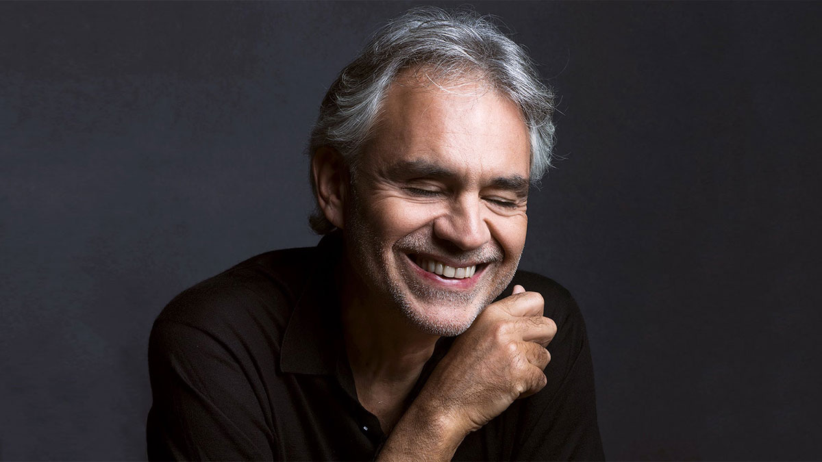 Andrea Bocelli Music For Hope éxitos Si Believe