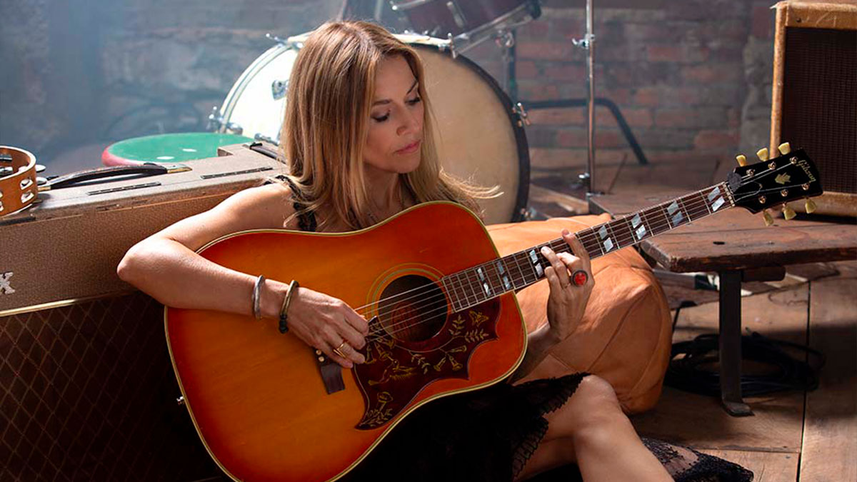 """Sheryl Crow recuerda a Bill Withers cantando """"Lonely Town, Lonely Street"""""""