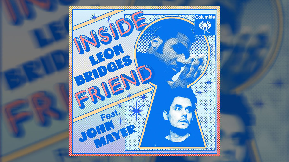 "Leon Bridges y John Mayer publican el tema ""Inside Friend"""