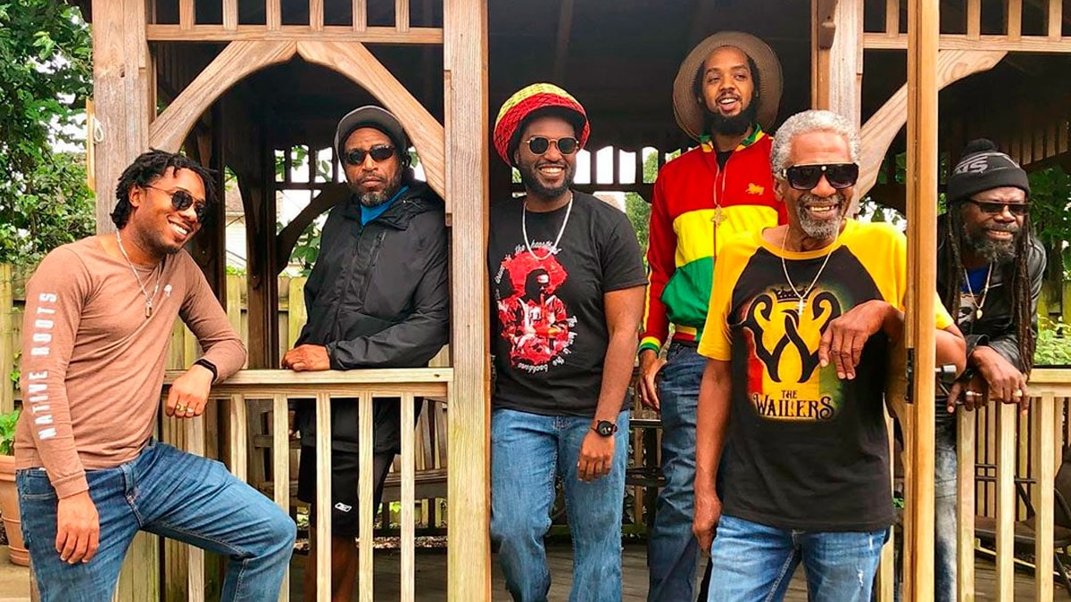 The Wailers publican su nuevo álbum 'One World'
