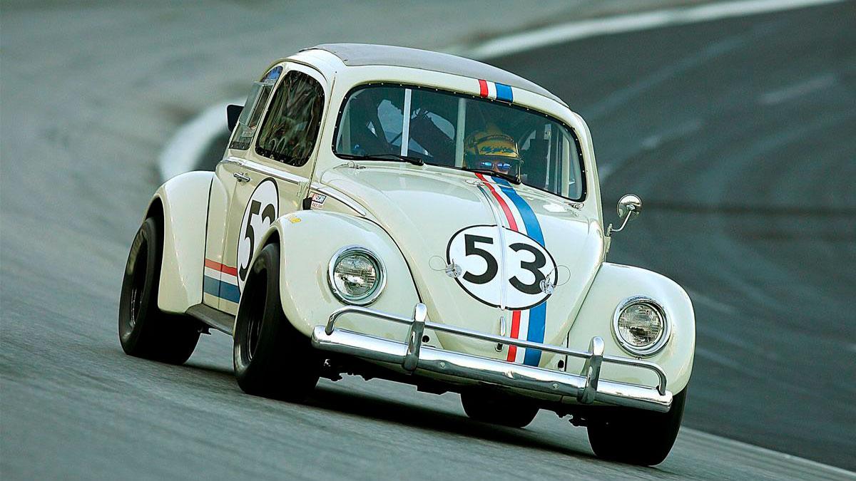 Herbie el vochito de Disney
