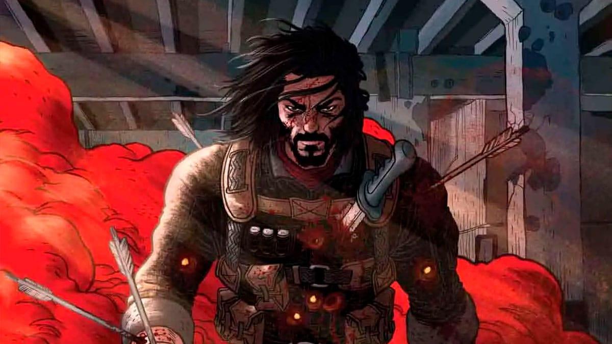 BRZRKR: El cómic de Keanu Reeves